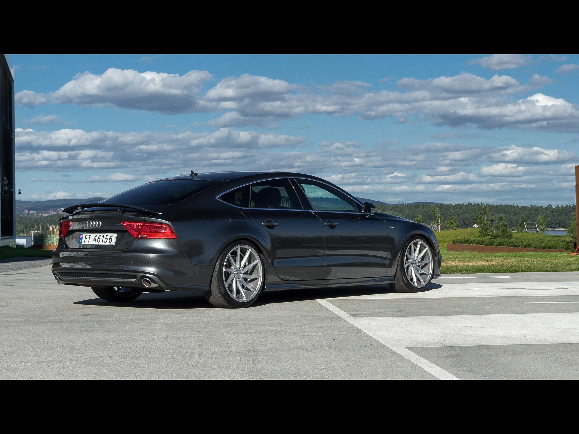 VOSSEN Wheels Audi A7 Sportback S line 2014 - アウディに嵌まる ...