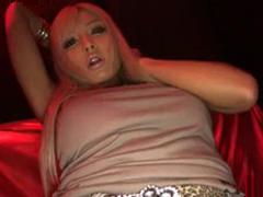【宮下つばさ】ビッチ黒ギャルが淫語で誘惑する着エロイメージビデオ