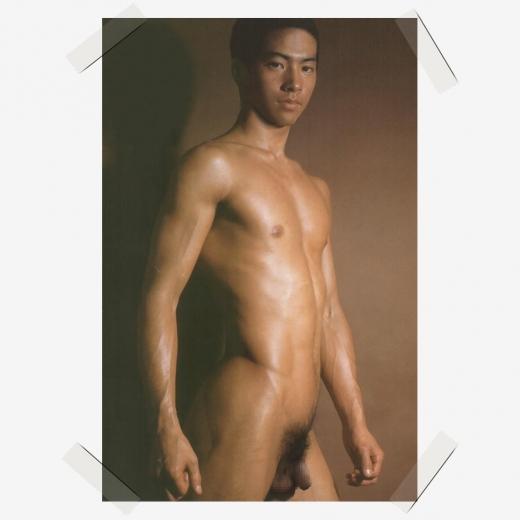 Japanese Gay Nude