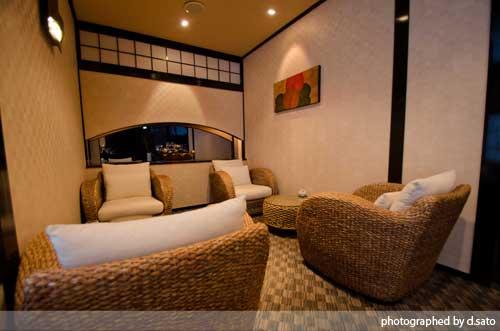 静岡県 伊東市 ラグジュアリー和ホテル 風の薫 ブログ 口コミ ラウンジ 挽きたてコーヒー 無料 写真08