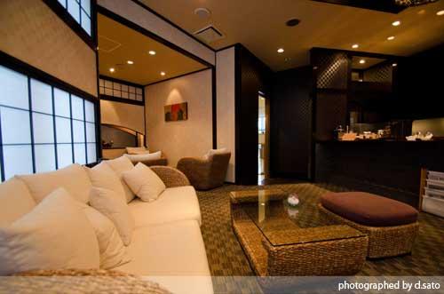 静岡県 伊東市 ラグジュアリー和ホテル 風の薫 ブログ 口コミ ラウンジ 挽きたてコーヒー 無料 写真13