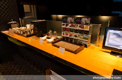 静岡県 伊東市 ラグジュアリー和ホテル 風の薫 ブログ 口コミ ラウンジ 挽きたてコーヒー 無料 写真14