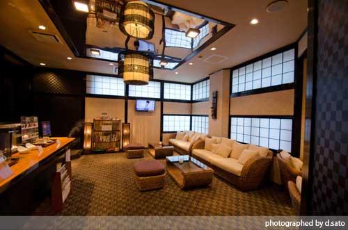静岡県 伊東市 ラグジュアリー和ホテル 風の薫 ブログ 口コミ ラウンジ 挽きたてコーヒー 無料 写真18