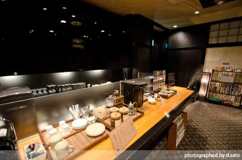 静岡県 伊東市 ラグジュアリー和ホテル 風の薫 ブログ 口コミ ラウンジ 挽きたてコーヒー 無料 写真21