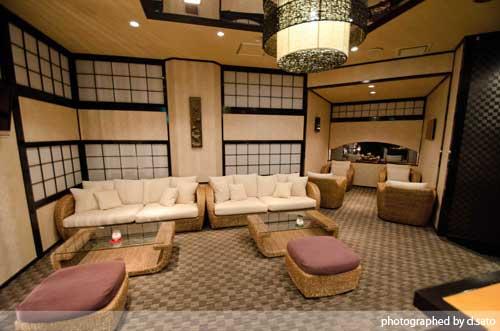 静岡県 伊東市 ラグジュアリー和ホテル 風の薫 ブログ 口コミ ラウンジ 挽きたてコーヒー 無料 写真22