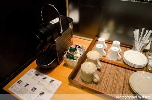 静岡県 伊東市 ラグジュアリー和ホテル 風の薫 ブログ 口コミ ラウンジ 挽きたてコーヒー 無料 写真24