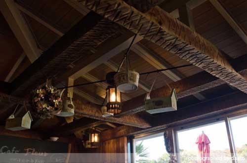 静岡県 伊東市 伊豆 四季の花公園 カフェレストラン フルール おしゃれなランチとインテリア32