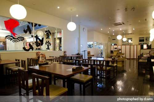静岡県 伊東市 道の駅 伊東マリンタウン 海鮮丼 レストラン ばんばん食堂 まぐろ丼17