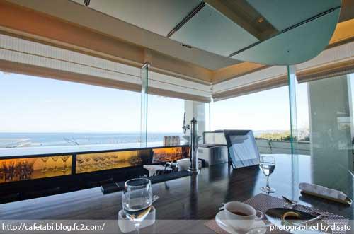 千葉県 館山 森羅 口コミ ランチ 昼食 海が見えるレストラン 絶景 花しぶきリゾート インテリア 写真22
