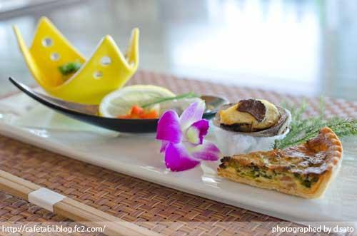 千葉県 館山 森羅 口コミ ランチ 昼食 海が見えるレストラン 絶景 花しぶきリゾート 料理 写真05