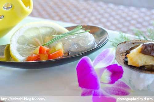 千葉県 館山 森羅 口コミ ランチ 昼食 海が見えるレストラン 絶景 花しぶきリゾート 料理 写真08