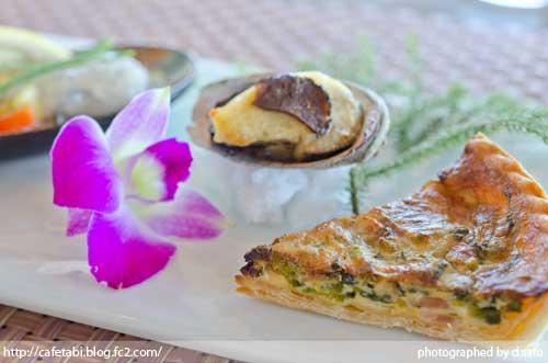 千葉県 館山 森羅 口コミ ランチ 昼食 海が見えるレストラン 絶景 花しぶきリゾート 料理 写真09