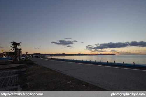 千葉県 館山市 北条海岸 富士山が見える 海辺 綺麗な景色03