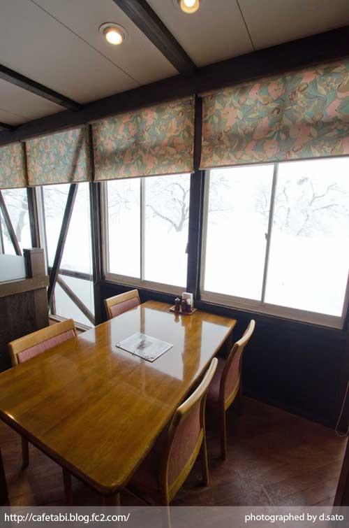 山形県 尾花沢市 レストラン 徳良湖 ステーキ ランチ 旨い 霜降り和牛 洋食04