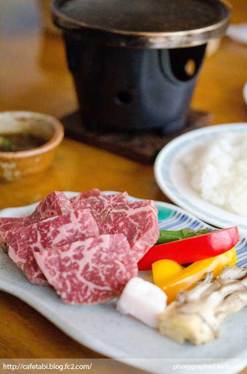 山形県 尾花沢市 レストラン 徳良湖 ステーキ ランチ 旨い 霜降り和牛 洋食09