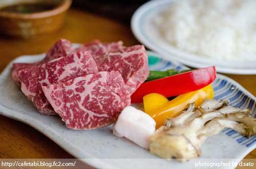 山形県 尾花沢市 レストラン 徳良湖 ステーキ ランチ 旨い 霜降り和牛 洋食10