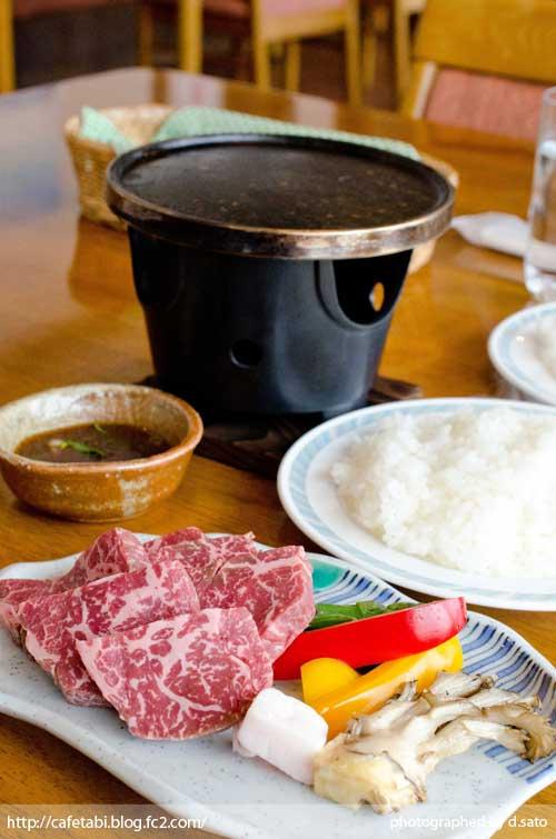 山形県 尾花沢市 レストラン 徳良湖 ステーキ ランチ 旨い 霜降り和牛 洋食11