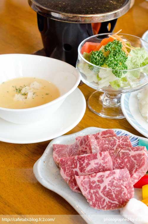 山形県 尾花沢市 レストラン 徳良湖 ステーキ ランチ 旨い 霜降り和牛 洋食15