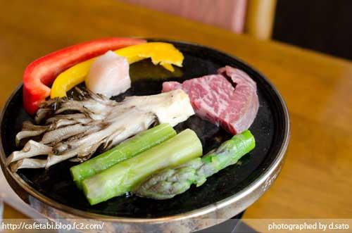山形県 尾花沢市 レストラン 徳良湖 ステーキ ランチ 旨い 霜降り和牛 洋食16