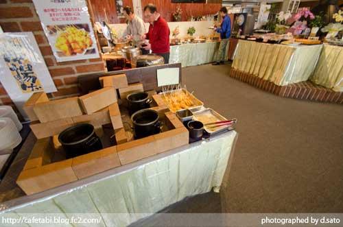 福島県 いわき市 宿泊予約 ヘレナ国際ヴィラ 朝食 ブランチ 豪華バイキング 写真02
