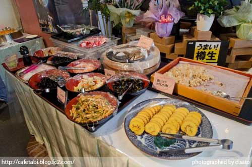 福島県 いわき市 宿泊予約 ヘレナ国際ヴィラ 朝食 ブランチ 豪華バイキング 写真05