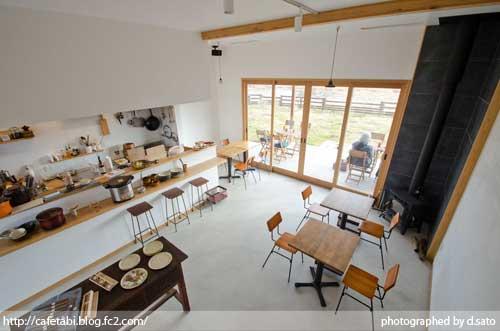 千葉県 いすみ市 長者町 カフェ green+ グリーンプラス 里山カフェ コーヒー マクロビオティック 自然派 暖炉 おしゃれ空間 33