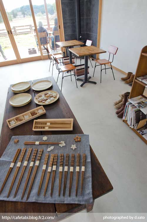 千葉県 いすみ市 長者町 カフェ green+ グリーンプラス 里山カフェ コーヒー マクロビオティック 自然派 暖炉 おしゃれ空間 36