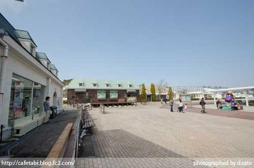 那須どうぶつ王国 ゲート内と 王国タウンの写真 09