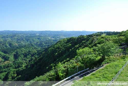 千葉県 君津市 鹿野山 九十九谷 展望公園 絶景 高台 眺めが良い 見晴らしが良いスポット 動画 映像 12