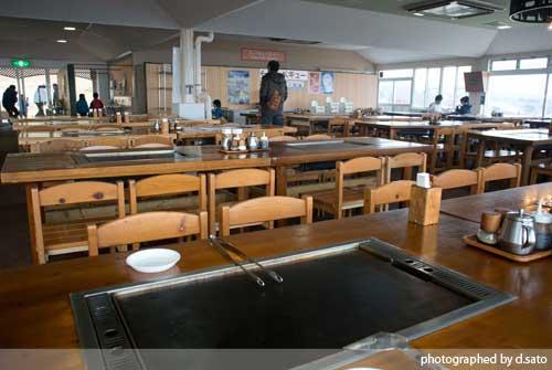 栃木県 那須郡 那須どうぶつ王国 食べ放題 BBQ バイキング バーベキューガーデン 口コミ 店内 インテリア写真 05