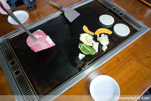 栃木県 那須郡 那須どうぶつ王国 食べ放題 BBQ バイキング バーベキューガーデン 口コミ 店内 料理写真 08