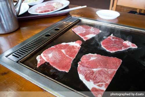 栃木県 那須郡 那須どうぶつ王国 食べ放題 BBQ バイキング バーベキューガーデン 口コミ 店内 料理写真 09