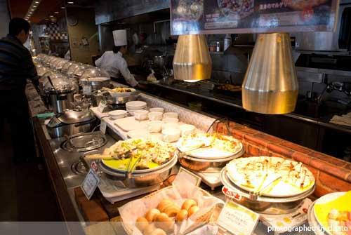 千葉県 千葉市 おゆみ野 イタリアン 食べ放題 パパゲーノ クーポン ランチ 1,099円の5%OFF 割引 05