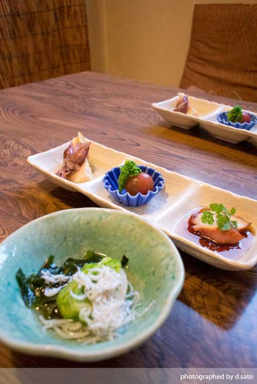 千葉県 千葉市 季節料理 まさむね 千葉中央 安い居酒屋 クーポン 割引 ホットペッパー ネット予約限定 寿司コース 3000円 料理写真 01