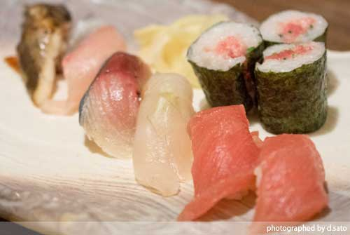 千葉県 千葉市 季節料理 まさむね 千葉中央 安い居酒屋 クーポン 割引 ホットペッパー ネット予約限定 寿司コース 3000円 料理写真 14