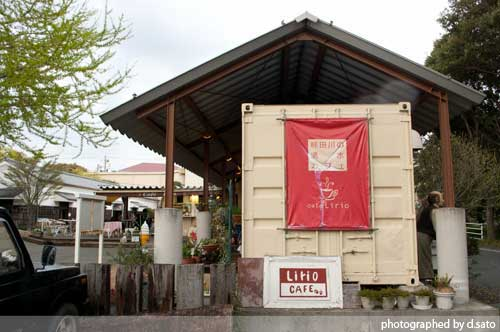 静岡県 駿東郡 柿田川 湧水公園 パワースポット 駐車場 湧き水カフェ の写真 05
