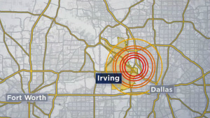 earthquake-swarm-DFWエリア