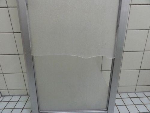 浴室ドア修理