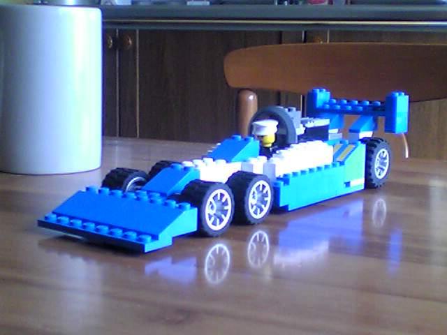 Tyrrell P34 6輪2
