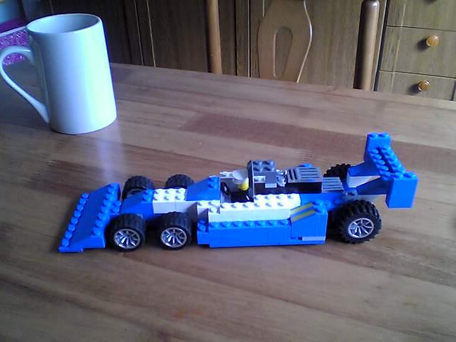 Tyrrell P34 6輪3