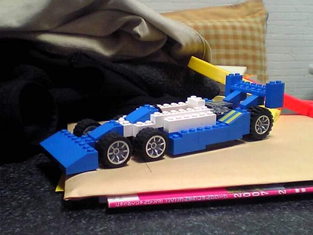 Tyrrell P34  6輪1