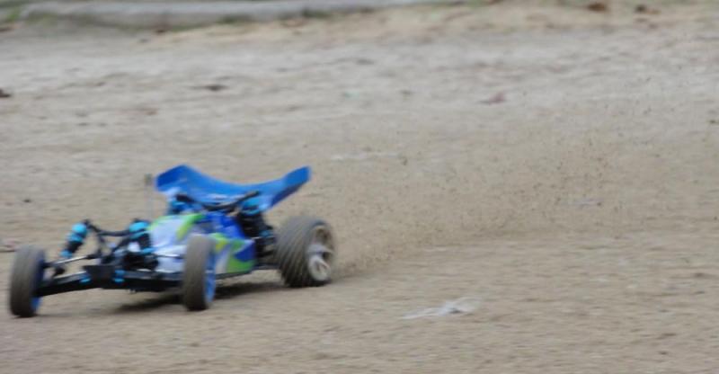 VRX Racing Barrett