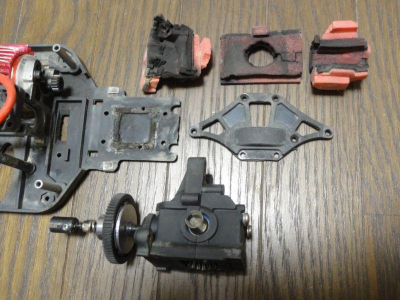 Handmade Gear box