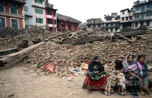 ネパール地震_01