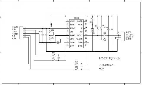 HX711ボード
