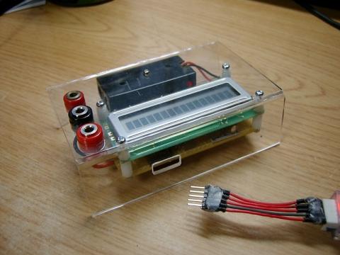 電流電圧計4