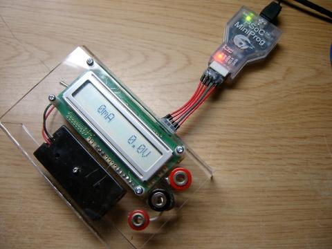 電流電圧計1