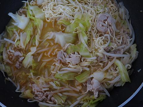 チャルメラ辛白湯21