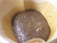 ハイチ ブルーパイン フォレスト(自家焙煎 珈琲工房ひぐち)蒸らし