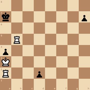 1/13のパズル。mate in 3